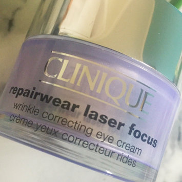 Clinique Repairwear Laser Focus Wrinkle Correcting Eye Cream uploaded by Rachel M.