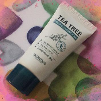Photo of Skinfood - Tea Tree Fresh Cleansing Foam 150ml uploaded by Lisa L.