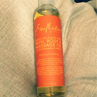 SheaMoisture Argan Oil & Raw Shea Bath, Body & Massage Oil uploaded by Vanessa G.