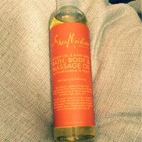 SheaMoisture Argan Oil & Raw Shea Bath, Body & Massage Oil uploaded by Vane G.