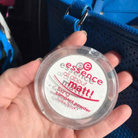 Essence All About Matt! Fixing Compact Powder uploaded by Paige M.
