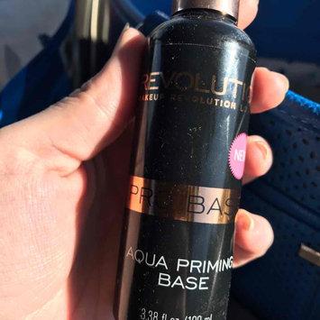Photo of Makeup Revolution Aqua Prime Base Spray uploaded by Paige ..