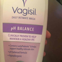 Vagisil Intimate Wash, pH Balance, 12 Ounce uploaded by Leslie H.