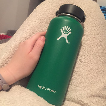 Hydro Flask 40oz Wide Mouth Vacuum Insulated Stainless Steel Water Bottle w/Flex Cap uploaded by jessica r.