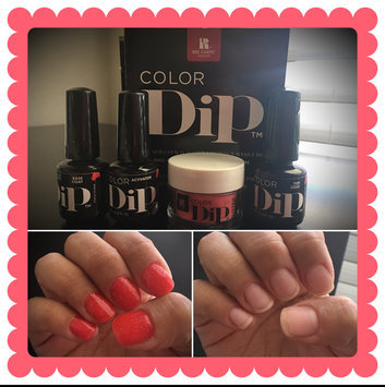 Red Carpet Manicure Color Dip Nail Color Dipping Powder Starter Kit uploaded by Andi I.