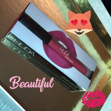 Huda Beauty Liquid Matte Lipstick uploaded by Kristel H.