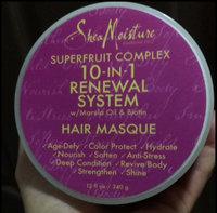 SheaMoisture Superfruit Complex 10-in-1 Renewal System Shampoo uploaded by Zandy L.