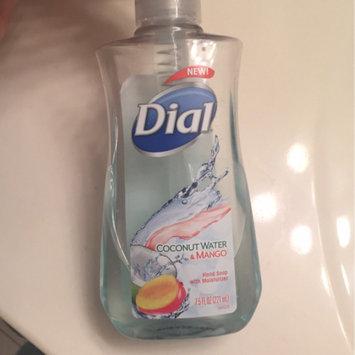 Dial Liquid Hand Soap, Coconut Water & Mango, 7.5 fl oz uploaded by Lauren W.