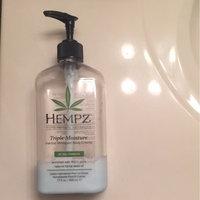 Hempz Triple Moisture Herbal Whipped Body Crème, 17 Fluid Ounce uploaded by Lauren W.
