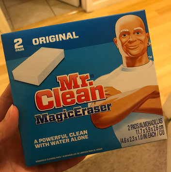 Photo of Mr. Clean Magic Eraser Original uploaded by Ka V.