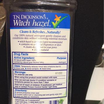 T.N. Dickinson's Witch Hazel Astringent uploaded by Sophia B.