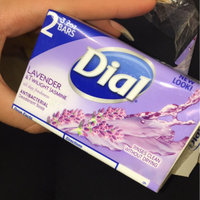Dial® Lavender & Twilight Jasmine Bar Soap 2-3.2 oz. Pack uploaded by Sophia B.