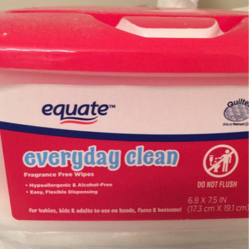 Photo of Huggies® Equate Everyday Clean Gentle Wipes Compare to Huggies Simply Clean Wipes uploaded by Lauren W.