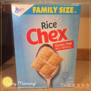 Photo of Rice Chex Gluten Free Cereal uploaded by Jade L.