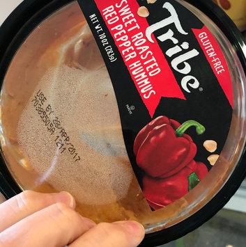 Photo of Tribe® Swirl™ Sweet Red Pepper Hummus 10 oz. Tub uploaded by Amanda L.
