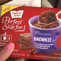 Duncan Hines Perfect Size For 1 Brownie Mix uploaded by RoseMary G.
