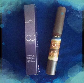 Photo of tarte Colored Clay CC Eye Primer Stick uploaded by Jennette F.