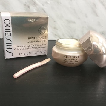 Shiseido Benefiance Wrinkle Resist24 Intensive Eye Contour Cream for Unisex uploaded by Elaine M.