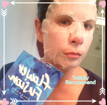 Photo of Origins Flower Fusion™ Lavender Soothing Sheet Mask uploaded by Christine S.