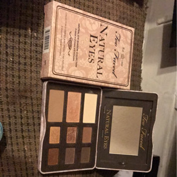 Too Faced Natural Eye Neutral Eye Shadow Collection uploaded by Eve A.