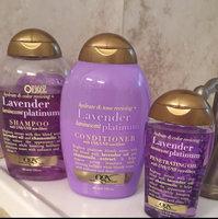 OGX Lavender Luminescent Platinum Shampoo uploaded by Pat W.