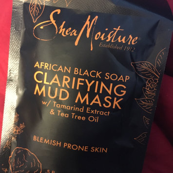Photo of SheaMoisture African Black Soap Clarifying Facial Wipes uploaded by Kemoy H.
