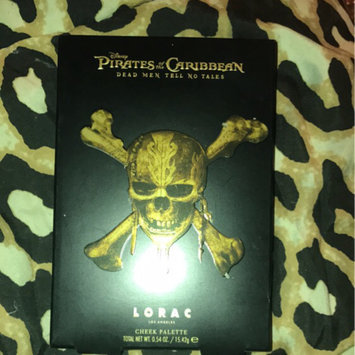 Disney's Pirates of the Caribbean Cheek Palette uploaded by Jessica B.