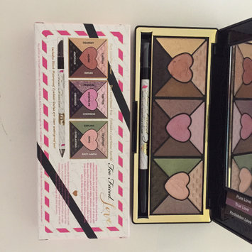 Too Faced Love Palette uploaded by Stephanie M.