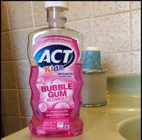 ACT Kids Anti-Cavity Fluoride Rinse Bubblegum Blowout uploaded by Danielle S.