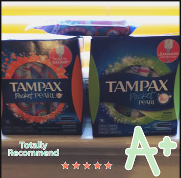 Photo of Tampax Pocket Pearl Super uploaded by Danielle S.