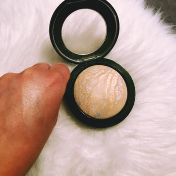 M.A.C MAC mineralize skinfinish LIGHTSCAPADE ~ Fall Colour Angel Flame uploaded by Joelle V.