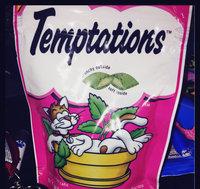 Whiskas Temptations Blissful Catnip Flavor Cat Treats uploaded by Chayse D.