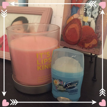 Fresh Exspressions Secret Fresh Antiperspirant and Deodorant Invisible Solid, Cool Waterlily, 0.5 Oz. uploaded by Aimeeh L.