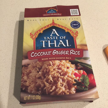 A Taste Of Thai Coconut Ginger Rice uploaded by Cynthia C.