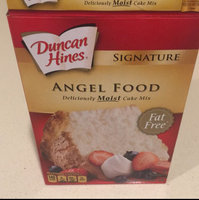 Duncan Hines Signature Cake Mix Angel Food uploaded by Cynthia C.