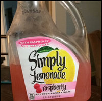 Simply Lemonade with Raspberry uploaded by Priscilla R.