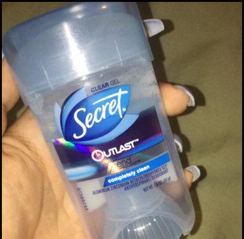Secret® Outlast Clear Gel Completely Clean uploaded by Gissele G.