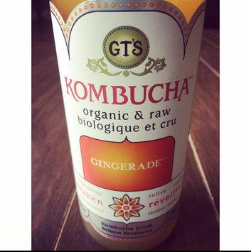 GT's Raw Organic Kombucha Gingerade uploaded by Nicole M.