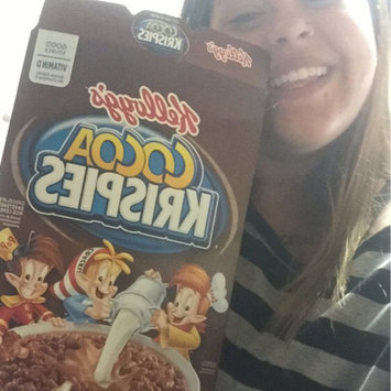 Photo of Kellogg's Cocoa Krispies Cereal uploaded by Briana S.
