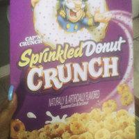 Cap'n Crunch Capn Crunch Sprinkled Donut Crunch 17.3 oz uploaded by Jaime V.