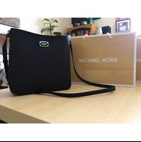Michael Kors Jet Set Brown PVC Large Messenger Bag uploaded by Chantal M.
