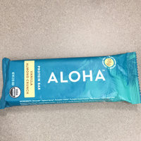 Aloha Protein Bar - Vanilla Almond Crunch - 2.2 oz - 12 ct uploaded by Echo A.
