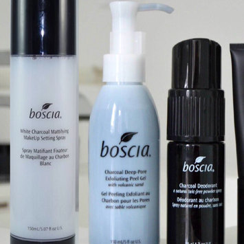 Photo of boscia Charcoal Deep Pore Exfoliating Peel Gel uploaded by Vaness M.
