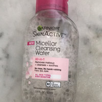 Garnier Skinactive Micellar Cleansing Water All-in-1 Makeup Remover & Cleanser 3 oz uploaded by Briana J.