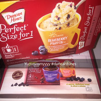 Duncan Hines Perfect Size for 1 Blueberry Muffin uploaded by Larri J.