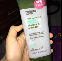 Pierre F Probiotic Pore Clarifying Mask Charcoal and Green Tea uploaded by Doris B.