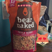 Bear Naked Fit 100% Pure & Natural Triple Berry Crunch uploaded by Amber C.