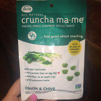 Eda-zen Crunch Ma Me Freeze-Dried Edamame Veggie Snack, 0.7 oz, (Pack of 8) uploaded by Deana M.