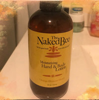 The Naked Bee - Orange Blossom Honey Lotion 8 Oz. with Pump uploaded by Holly S.