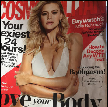 Photo of Cosmopolitan  Magazine uploaded by Maggie B.